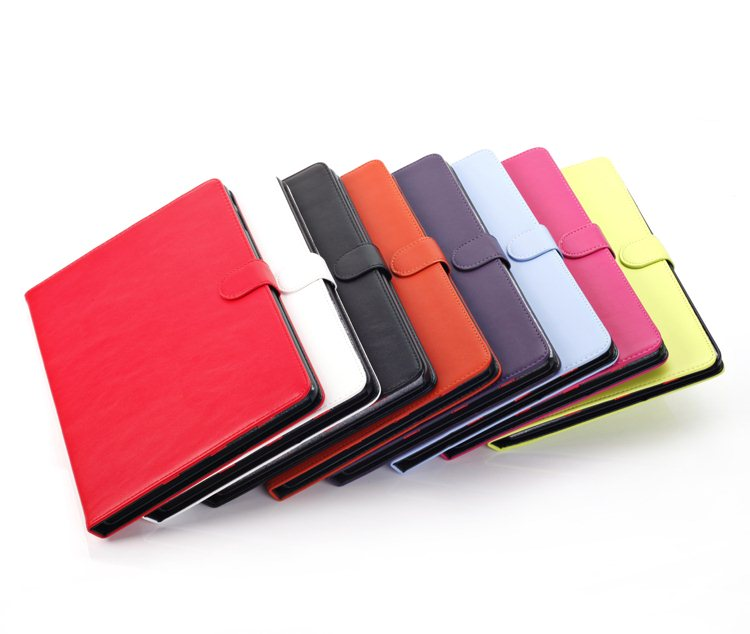 Fashion Folio Stand PU Leather Magnetic Closure Book Cover Holder Case For Samsung Galaxy Note 10.1 2014 P600 P601Tablet