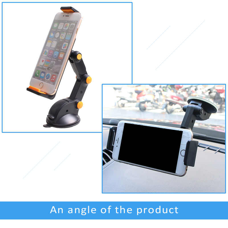 NOANS Car Tablet Mobile Phone Bracket GPS Holder Accessories For Volkswagen  VW Polo Golf 4 5 7 6 Opel Astra h g insignia Mazda 3
