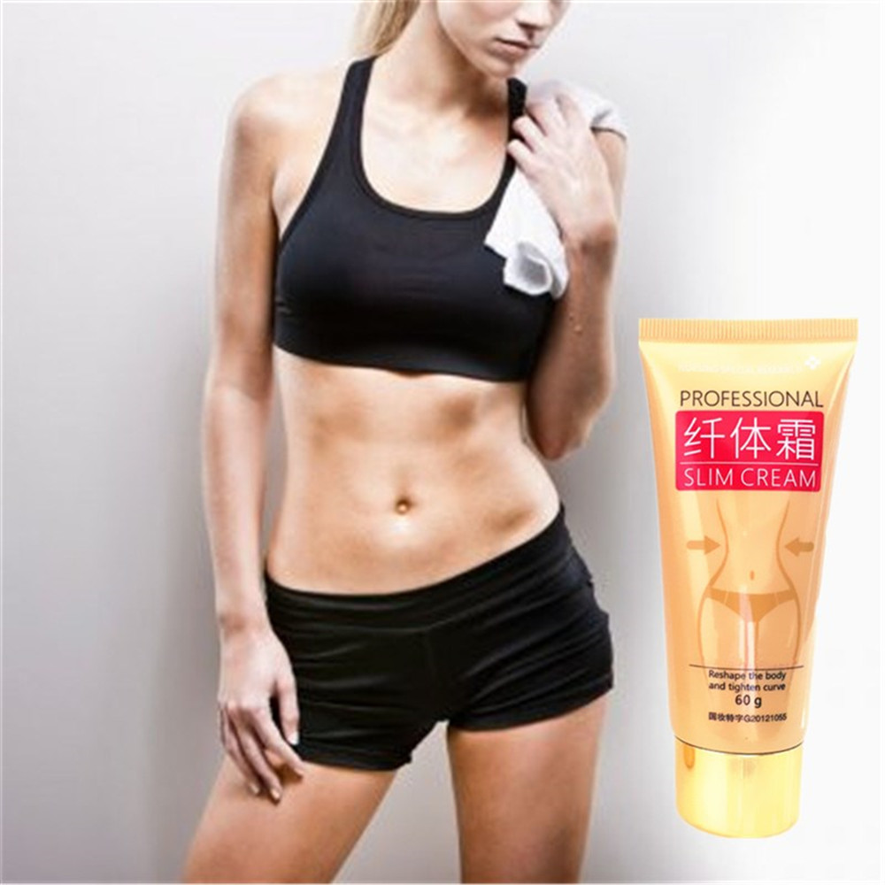 Nature Ginger slimming Body cream 60g fast lose weight and fat burning cream Body Massage anti cellulite it works body wraps ...