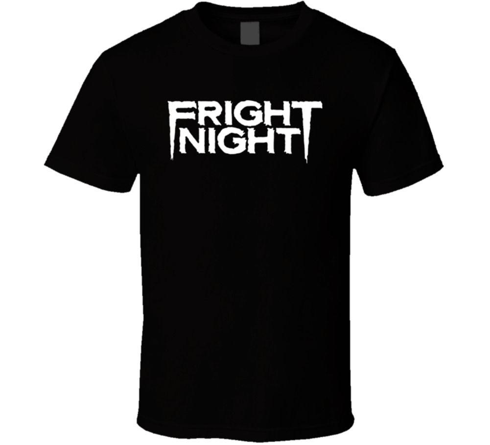 Fright Night Horror Movie T Shirt