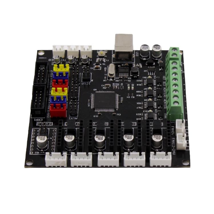 Biqu bigtreetech KFB2.0 Tarjeta Controladora De Impresora 3D RAMPS 1.4 a4988//DRV8825 L