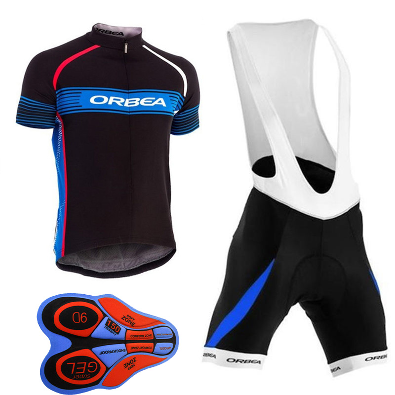 2018 New ORBEA men Cycling Jersey Summer Breathable Quick-Dry Mountain Bike Clothing pro MTB Bicycle Clothes Ropa Ciclismo