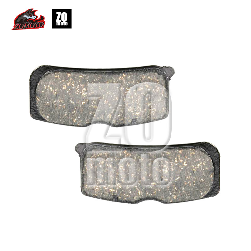 Disc Brake Pads FA474 fit for FRONT CAN AM SPYDER RS SES 990CC RS LTD motorcycle disc brake pads fa473 fit for can am spyder rs ses 990cc 08 09 phantom black