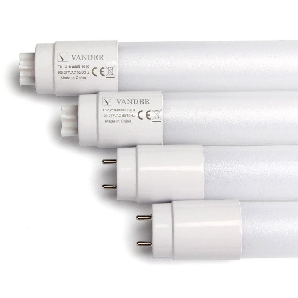 high bright led tube t8 20w 120cm 2feet 220v led