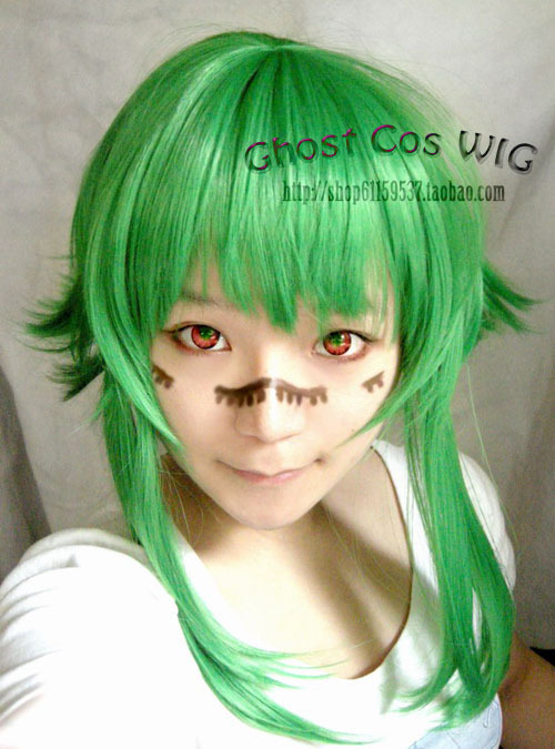gumi laydy's party cosplay