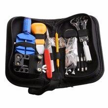 e36913c123f1 144 piezas reloj Kit de herramienta de la reparación de la reloj  herramientas removedor de destornillador relojero herramienta H..
