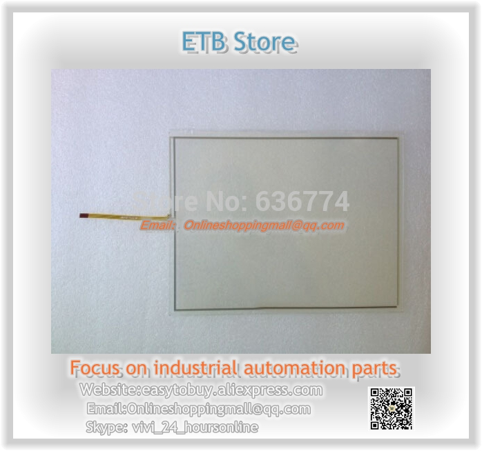 New Original 10.4 inch 4 Wire Touch Screen N010-0554-X022/01h Touch Screen