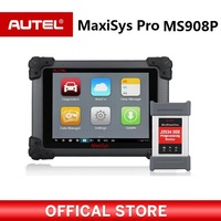 Autel MaxiSYS Pro MS908P ECU Programming OBD2 Scanner with J2534 MS908 Pro Programmer OBDII Diagnostic Tool PK Maxisys Elite