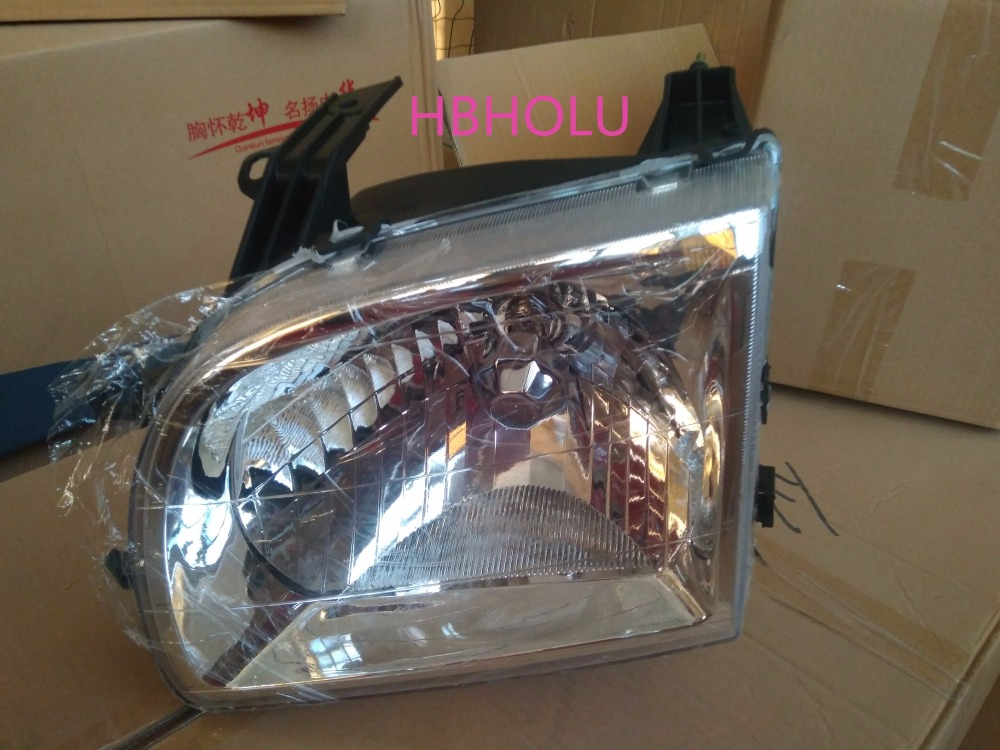 Lámpara frontal 4121010-2000 4121010-2400 para ZX Grand Tiger LH