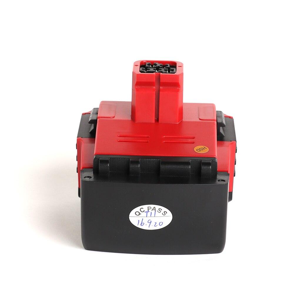 Batterie d'outil électrique, Hilti 14.4A, 3000 mAh, B144, SF144-A, SFH144-A, SIW144-A, SID144-A - 6