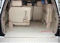 Good Mats Full Set Trunk Mats For Toyota Land Cruiser 100 7seats 2007 1998 Waterproof Cargo