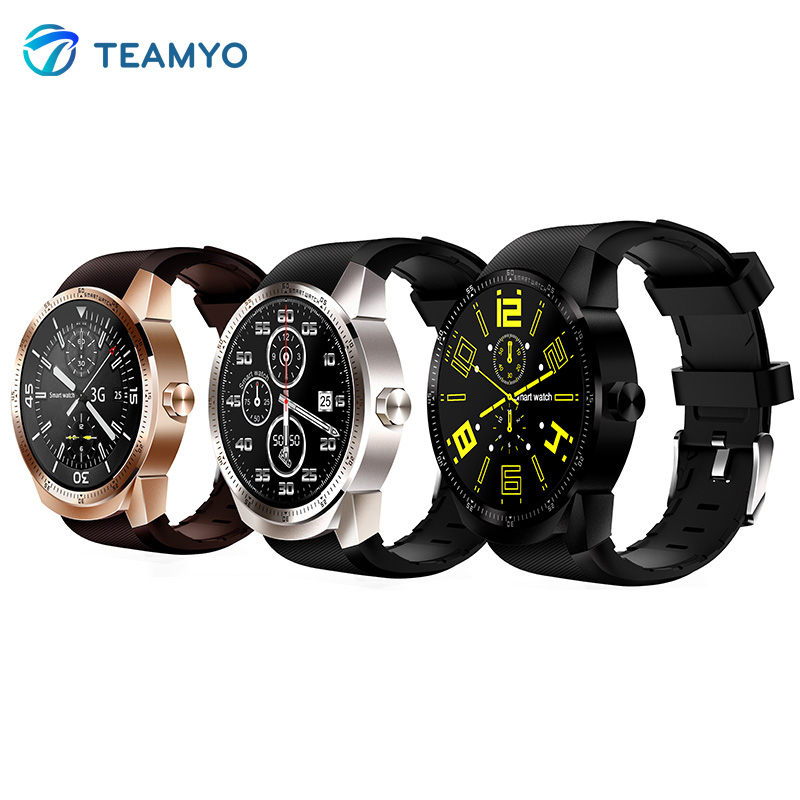 Teamyo K98H Smart Band Heart Rate Monitor Smart Watch Android 4.1 MTK6572A Waterproof Pedometer Bracelet with 3G GPS Smartwatch slimy k98h sim smart watch heart rate monitor smartwatch android 4 4 mtk6572a pedometer bracelet with 3g gps smartwatch stock