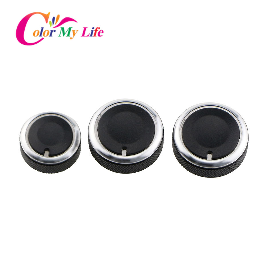 Image 3 - FOR MAZDA 6 M6 2004 2009 SWITCH KNOB KNOBS HEAT HEATER CONTROL BUTTONS DIALS FRAME RING A/C AIR CON COVER 2006 2005 2007 2008-in Car Stickers from Automobiles & Motorcycles