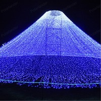 Hot Selling Colors 100 LED Lights Party Lights Led Christmas Lights Outdoor Decoration Party String Lights