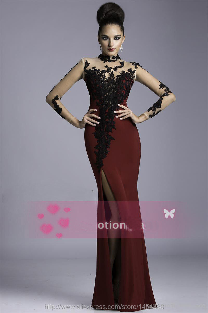 2014-janique-burgundy-evening-gowns-sheer (1)