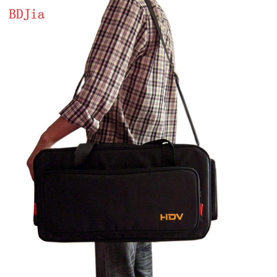 Professional HDV Video Camera Camcorder DV Bag for Panasonic 180B MDH1 MD10000 MD9000 160MC 153MC 130MC 73MC 43MC etc professional dv camera crane jib 3m 6m 19 ft square for video camera filming with 2 axis motorized head