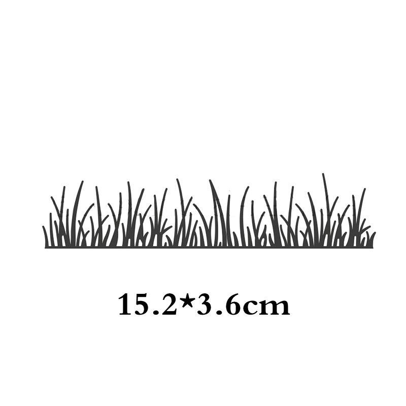 Васильковые травы эвкалиптовая ветка цветы металлические Вырубные штампы для поделок скрапбукинга бумажные открытки, декоративные поделки новые штампы - Цвет: Picture 13