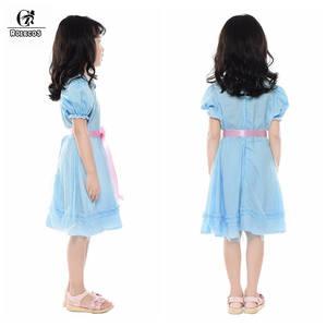 Image 3 - ROLECOS ילדי ליל כל הקדושים תלבושות את הניצוץ תאומים קוספליי תלבושות ילדים שמלת ילדה ליל כל הקדושים שמלת הורה לילד מתוק בגדים
