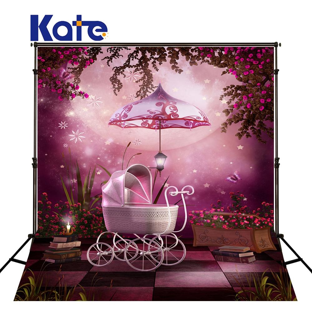 Kate Purple Backdrop Purple Princess Dream Car Kate Background Backdrop Photo Backdrops our kate