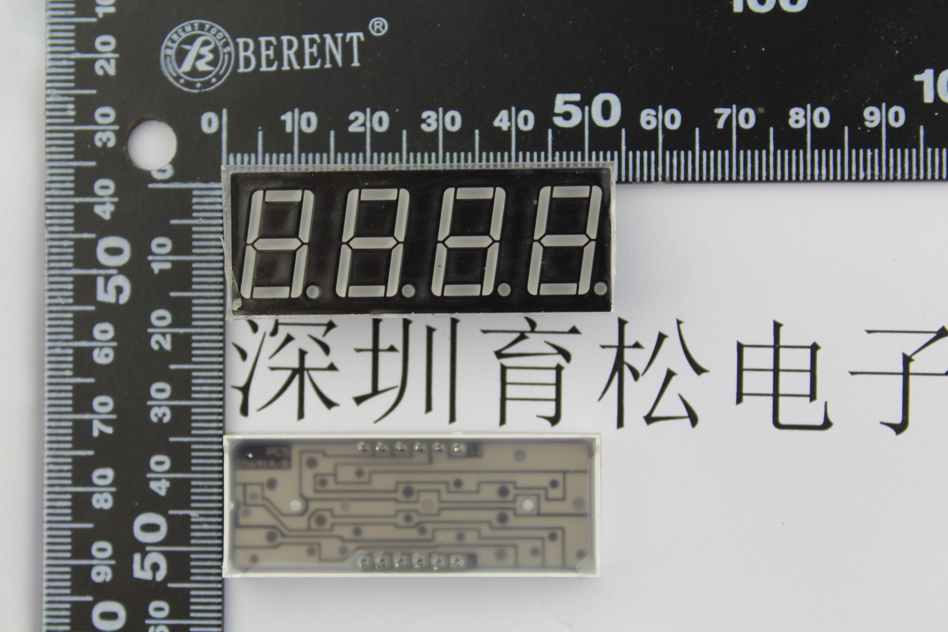 Digital tube 0.56 inches four digital tube digital tube Yin 5461 LED digital tube