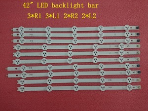 Image 1 - (ใหม่ชุดเดิม) 10 PCS LED backlight สำหรับ LG 42LA620V 6916L 1412A 6916L 1413A 6916L 1414A 6916L 1415A 1385A 1386A 1387A