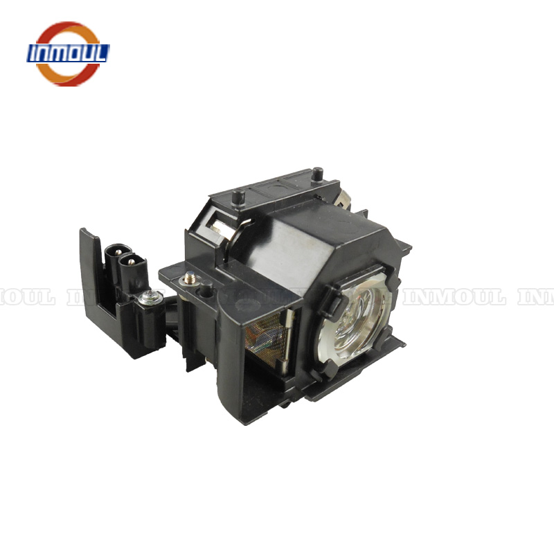 Inmoul Compatible Projector lamp bulb EP34 for EMP-62 EMP-62C EMP-63 EMP-76CEMP-82 EMP-X3 with housing free shipping new compatible projector lamp elplp44 v13h010l44 for epson emp dm1 eh dm2 moviemate50