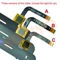 """Черный Белый Сенсорный Экран Для ZTE Blade L3 5.0 """"переднее Стекло Дигитайзер Панели Датчик Стекло Замена Линзы Для V1.0 V1.1 V00"""