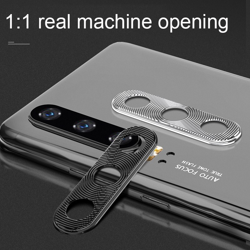 Camera Lens Protector For Huawei P30 P20 Pro Lite Case Metal Mobile Phone Lens Protective Ring Cover For Huawei Mate 20 X Case