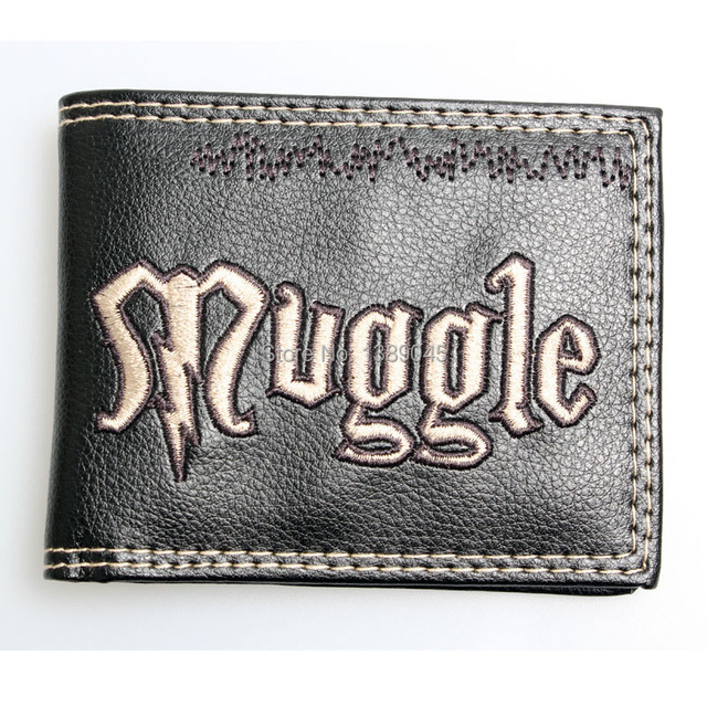 Harry potter wallet Animated cartoon brand purse Young students personality wallet muggle...