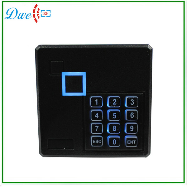 Waterproof +EM-ID  +weigand 26 proximity access control rfid card reader + New Design dali 17 1 1а