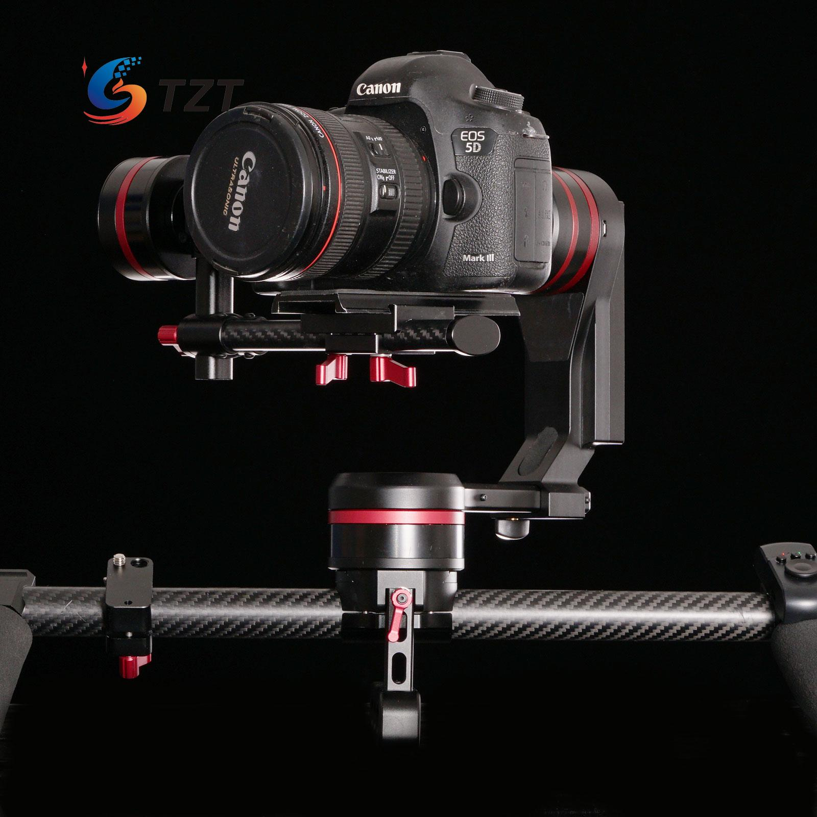 Handheld Gimbal 32bit Stabilizer 3 Axis Gyroscope for DSLR Camera 5D3 A7S R2 GH4 MD2