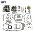 GOOFIT мотоциклы 100cc 50 мм цилиндра Большого Диаметра Комплект Производительности Изменение Gy6 50cc 139qmb Гонки Скутер Partsengine T80 Group-11