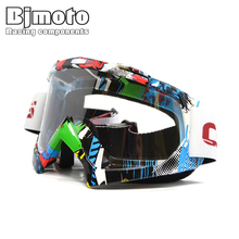 2016 New Arrival High quality transparent Sport racing off road  motocross goggles glasses for motorcycle dirt bike