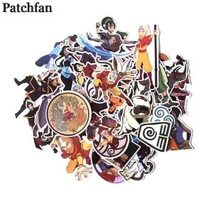 Patchfan 41 шт. креативный значок Magic Story, DIY стикер в мультипликационном стиле для настенного телефона DIY, альбома для скрапбукинга, A2086