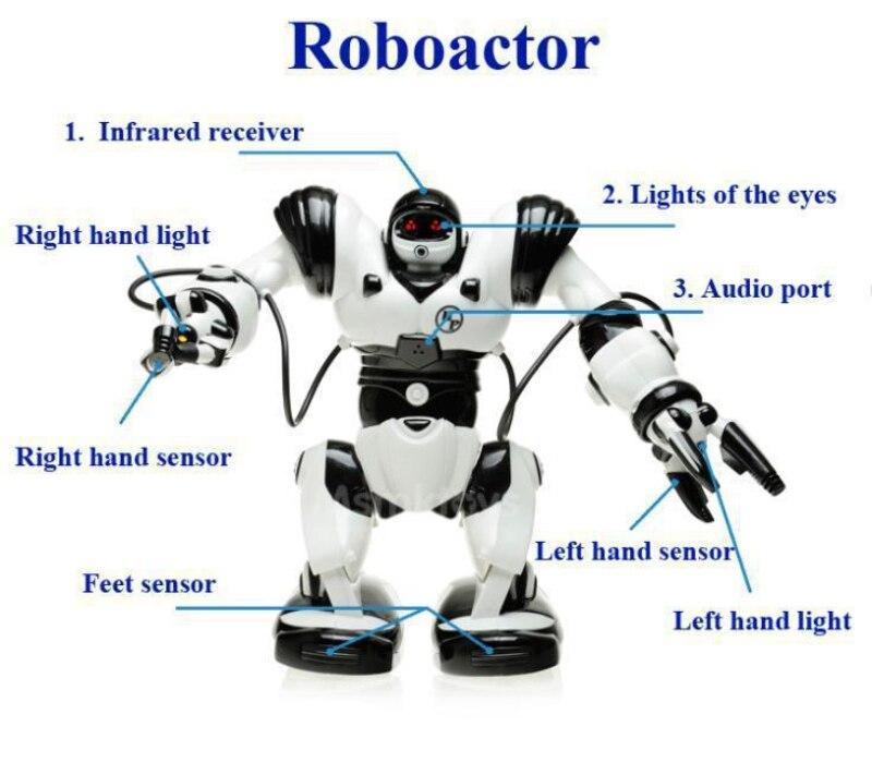Rc Roboter TT323 Action Figur Spielzeug fernbedienung Elektrische RC Roboter kind lernen pädagogisches roboter spielzeug klassische spielzeug kid geschenke - 5