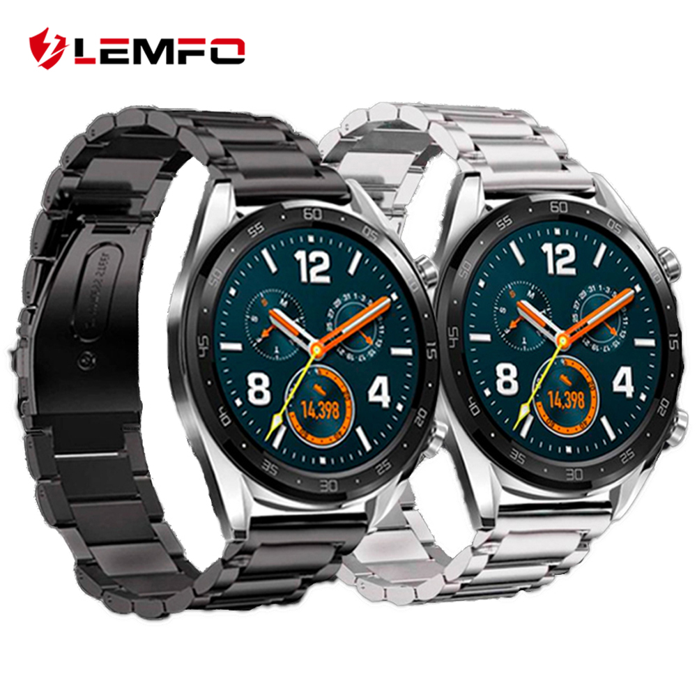 LEMFO Smart-Watch-Band Wristband Bracelet Replacement Huawei Watch Gt-Strap Original