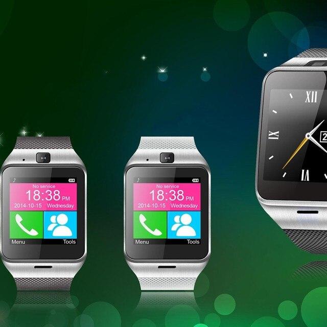Смарт Bluetooth Часы с NFC Sim-карты Функция Smart Watch для Android Телефона