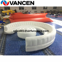 Модные игрушечные ворота диван комбо 1,5 м Диаметр стол мебель для дома надувной батут с Бесплатный воздушный насос
