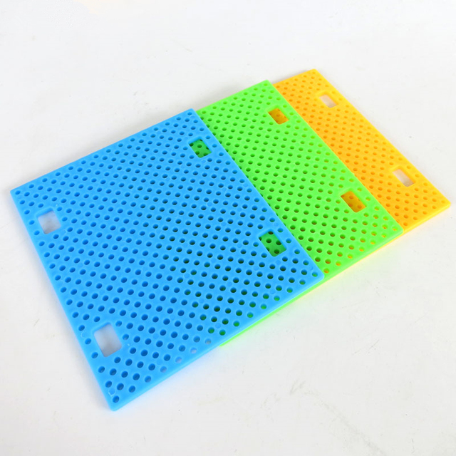 5 piezas 7590 modelo plástico placa base pieza fija de pan marco ...
