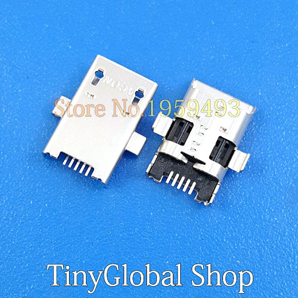 2pcs/lot Coopart New Micro USB Charger Charging Connector For Asus Pad Z300M P021 P00C P01T