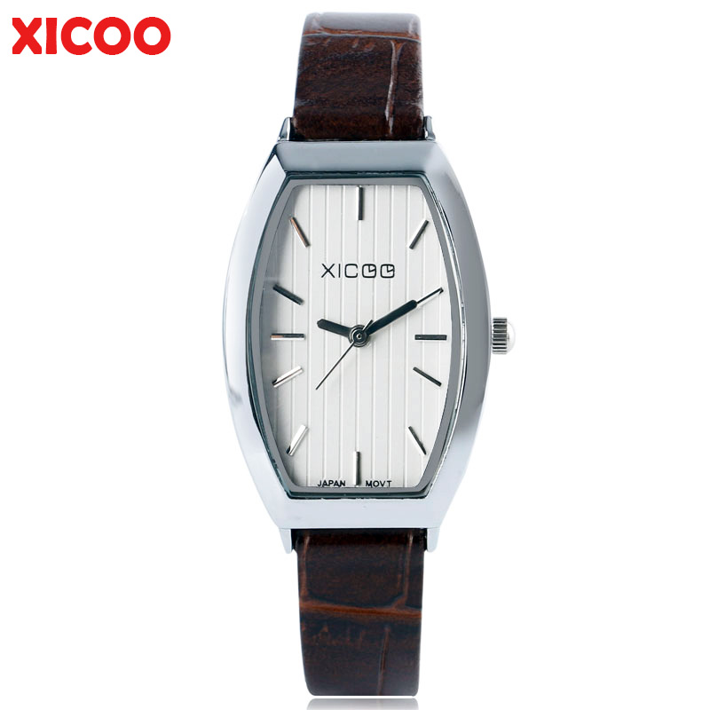 Lady Watch for Woman 2017 Ladies Watches Top Brand Luxury XICOO Classic Small Dial Quartz Wristwatch Simple Dress Elegant Clock цена и фото