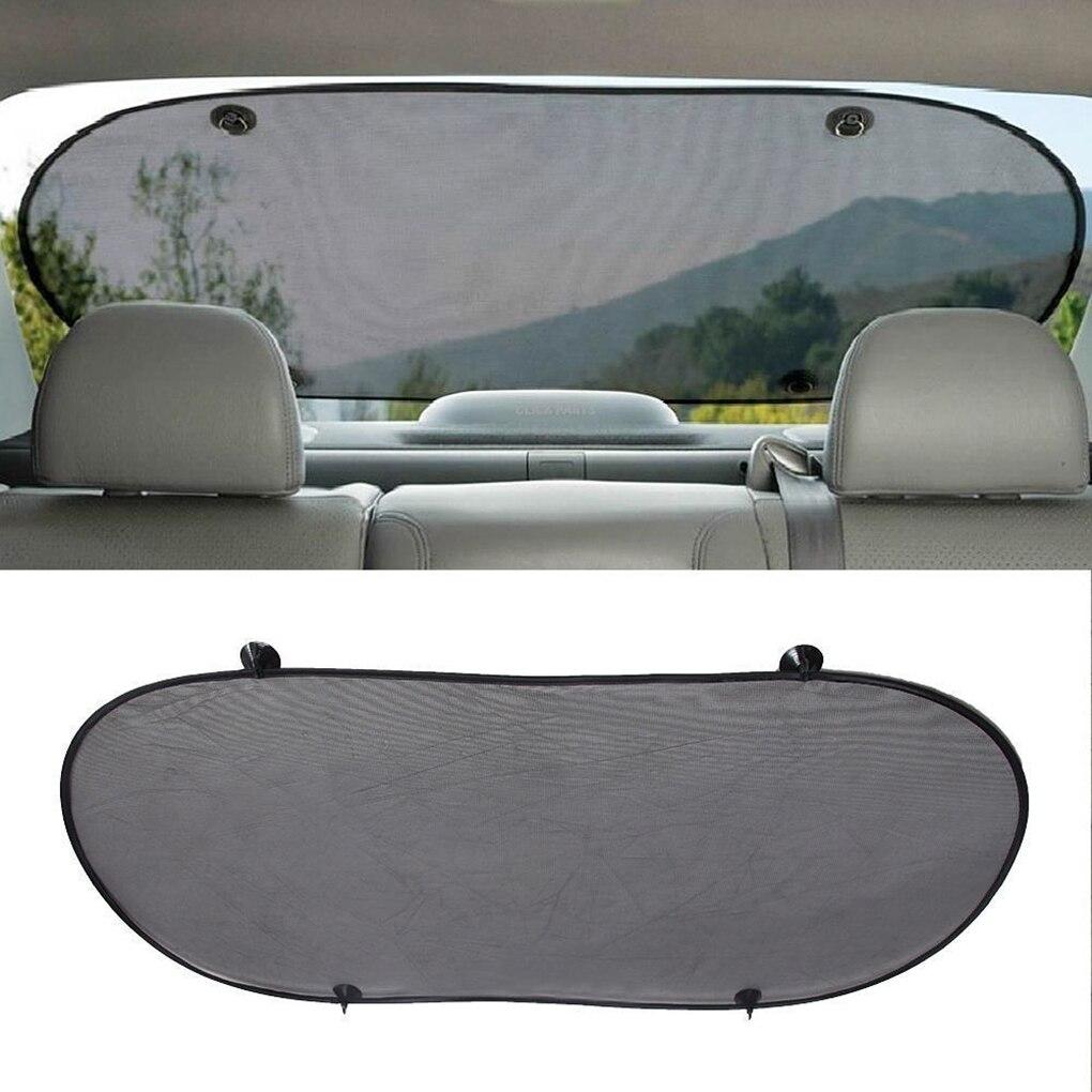 2019 Novel Auto Rear Shade Mesh Sunshade Screen Heat Insulation Sun Shade Vehicle Shield Visor Protection Back Car Window