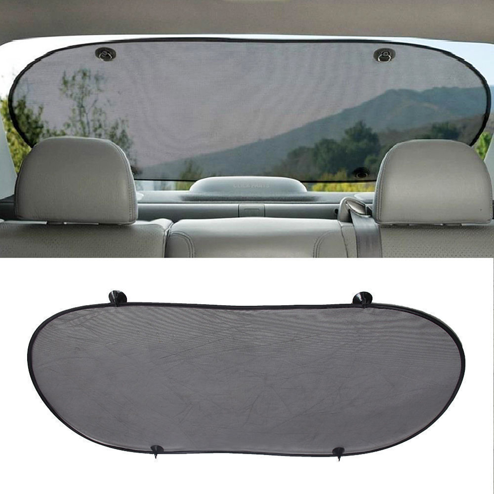 2020 Novel Auto Rear Shade Mesh Sunshade Screen Heat Insulation Sun Shade Vehicle Shield Visor Protection Back Car Window