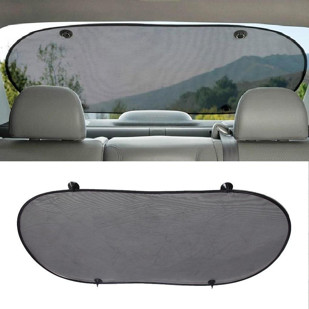 2020 Novel Auto Rear Shade Mesh Sunshade Screen Heat Insulation Sun Shade Vehicle Shield Visor Protection Back Car Window