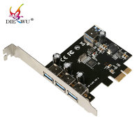 USB 3 0 3 1 3 External 1 Internal Ports PCI E PCI Experss Controller Card
