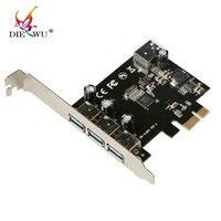 USB 3 0 3 1 3 External 1 Internal Ports PCI E PCI Experss Controller Card