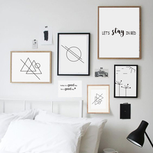 pictures on the wall digital print bedroom quotes canvas art printing Poster painting Wall Art Home decor for living room a02 digital art