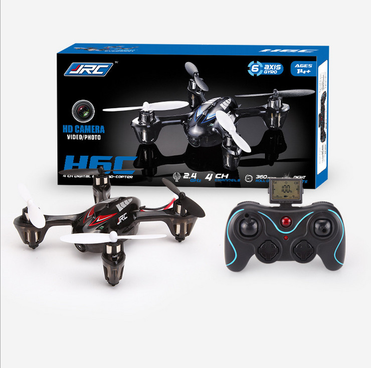 mini JJR/C H6C Micro Drones With HD Camera RC Quadcopters Drones Dron Copter drones cd