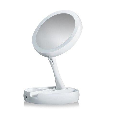Cosmetic Makeup Tools Folding LED Light Portable Makeup Tool Set Karachi