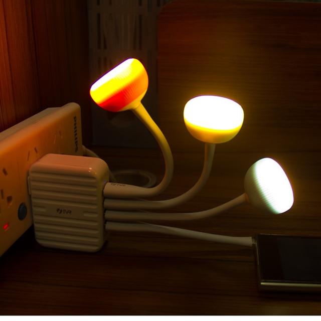 Neue 5 V Kreative Lampe Led Usb Nachtlicht Pilz Shap Lampe Schlafzimmer  Dekoration Outdoor Led Lampen